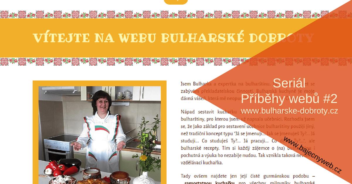 bulharske dobroty